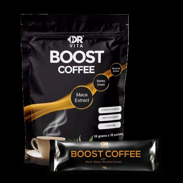 Dr. vita boost coffee